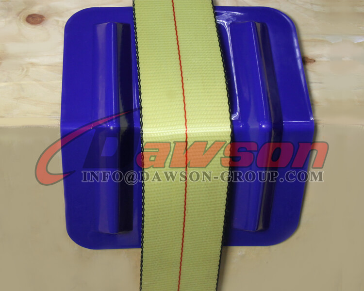 Application of Ratchet Tie Down Lashing Strap Plastic Edge Protector U.S. Market, America Market - Dawson Group Ltd. - China Manufacturer, Supplier