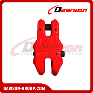 DS638 G80 Clevis Chain Clutch with Safety Pin for Adjust Chain Length