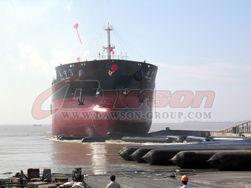 Ship Launching Airbags - China Factory