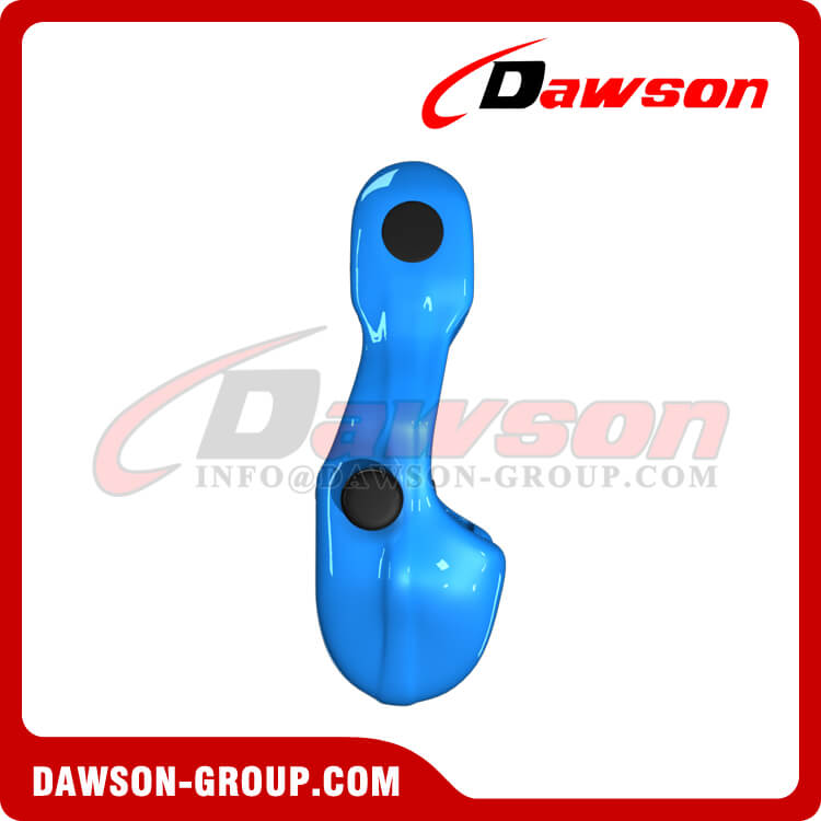Grade 100 Forged Alloy Steel Clevis Chain Clutch with Safety Pin for Adjust Chain Length - Dawson Group Ltd. - China Supplier, Factory