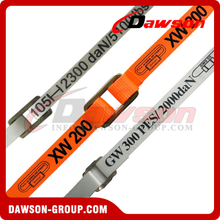 32MM-50MM Polyester Woven Cord Lash Strapping, One Way Lashing Systems