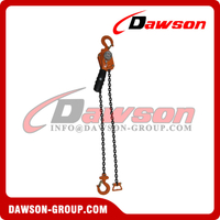 DSHS-X Ratchet Lever Hoist with Overload Protection for Lifting