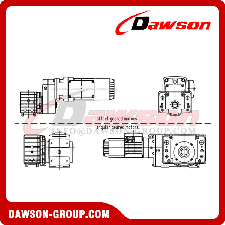 DS-DMD Motor Drive - Dawson Group Ltd. - China Supplier, Exporter