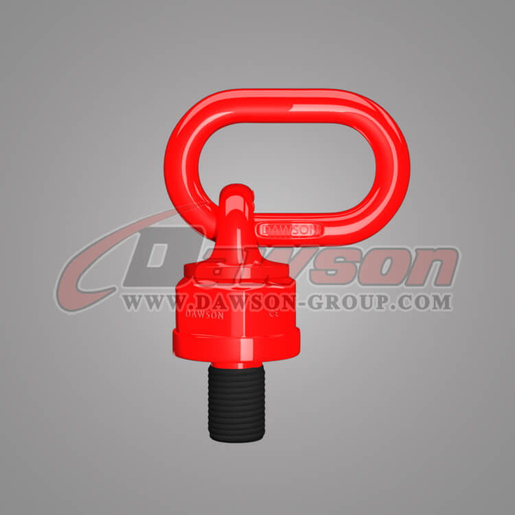Grade 80 Lifting Screw Point, Grade 80 Swivel Hoist Ring - China Supplier