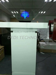 Dedi Transparent 3D Display Advertising Player Display Signage