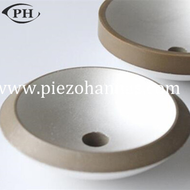 high intensity high focus piezo ceramic sphere for beauty care