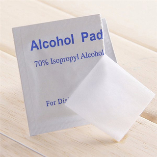 Disposable Medical Alcohol Prep Pad with 70% Isopropyl