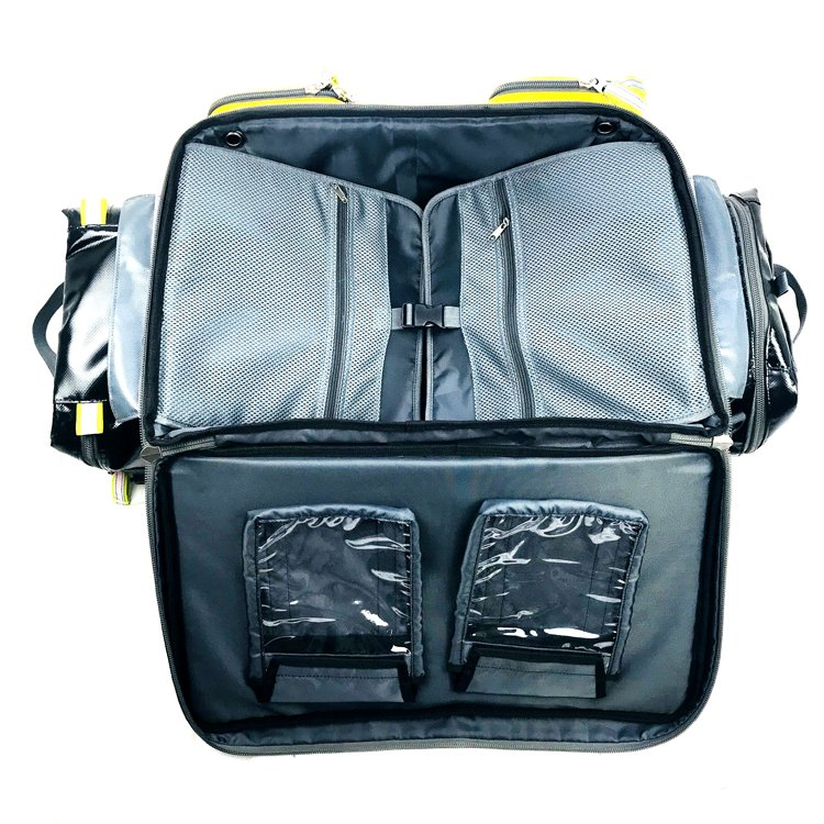 easy cleaning individual tactical field emergency bag