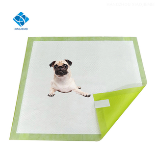 Factory Wholesale Waterproof Pet Training Pads With Adhesive tapes