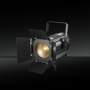 TH-340 300W LED blanco cálido Soft Light Studio Fresnel Spotlight