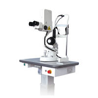 HRS-100 LASER YAG Ophtalmique HRS-100A AVEC TABLE