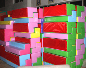 Soft Ladder of indoor playground