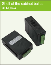 UV Electronic Ballast XH-UV-4 used in UV Electronic Control Cabinet