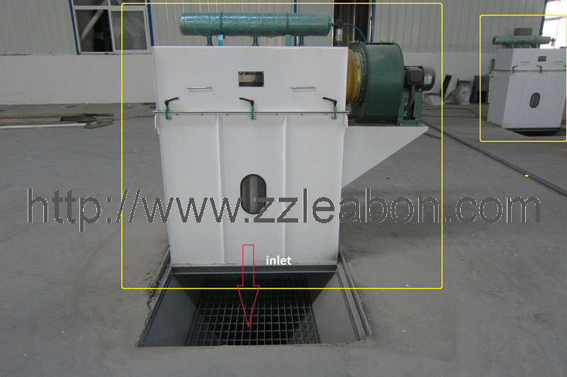 TBLMB Series High Pressure Pulse Filter Dust Collector