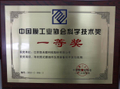 China Membrane Industry Association Awards