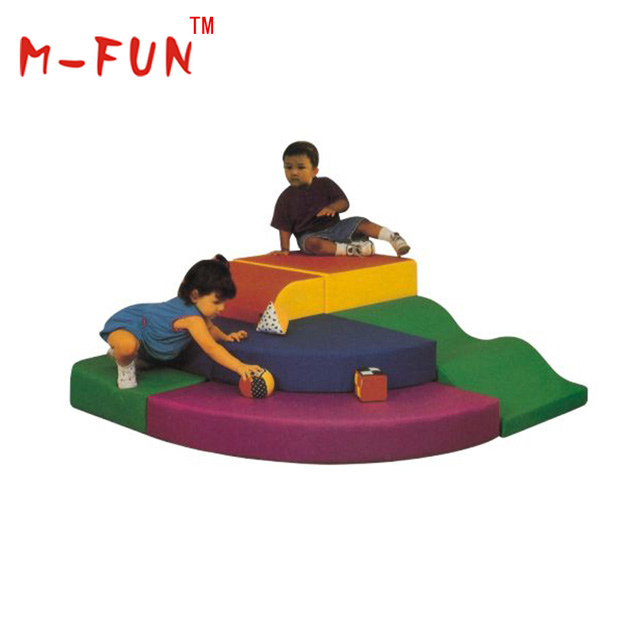 Attractive kids soft play