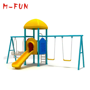 Quality Swing and Slide Set