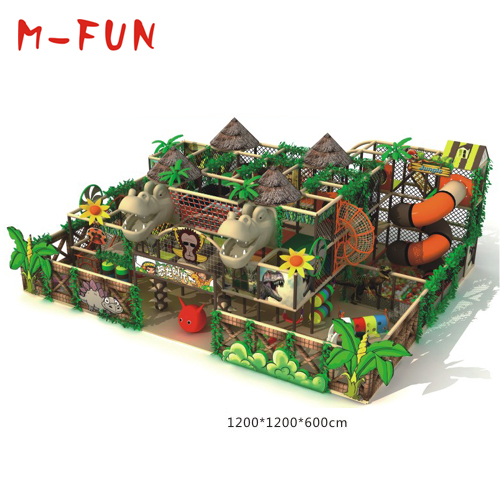 Kids indoor playground business plan