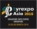 Tanco at Tyrexpo Asia 2015 in Singapore