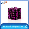 Magnetic 5mm balls puzzle games Neo cube magnetic balls