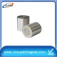 Strong Sintered Magnetic 3*2 SmCo Magnet Cylinder Shape for Sale