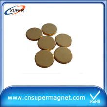Low price 33H Sintered Neodymium disc magnet