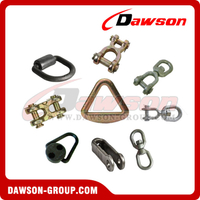 Swivels & D Rings