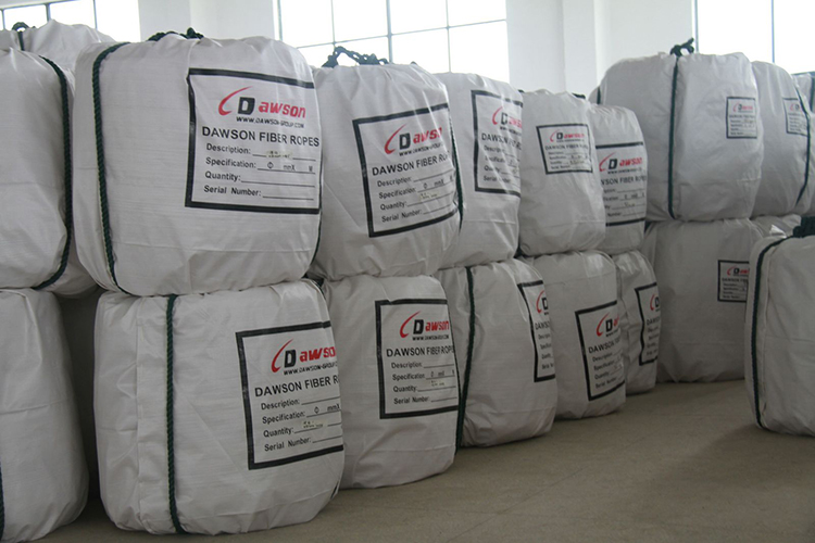 Packing of Double Braided Nylon Rope - Dawson Group Ltd. - China Manufacturer, Supplier, Factory