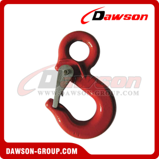 DS238 Grade 50 Eye Hoist Hook