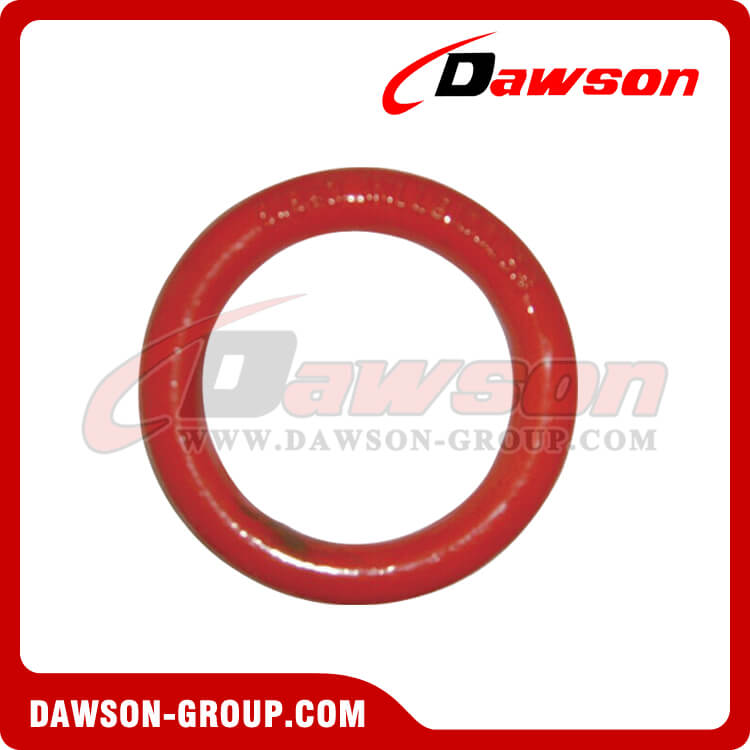 DS038 FORGED ALLOY STEEL RING