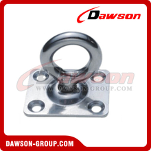 Stainless Steel Pad Eye Swivel