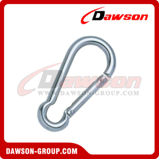 Stainless Steel Snap Hook with Two Rivets