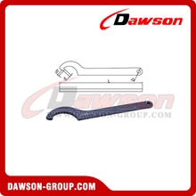 DSTD1212 Hook Wrench With Lug