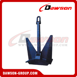 DS-SB Type HHP Balanced Anchor / High Holding Power Pool Special Balanced Anchor