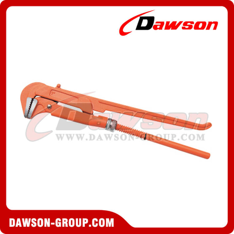 DSTD3071 90°Bent Nose Pipe Wrench