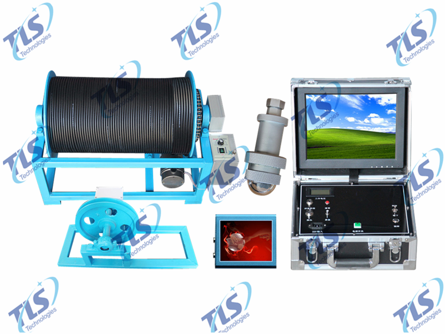 TLSS-A Borehole Inspection Camera System-1
