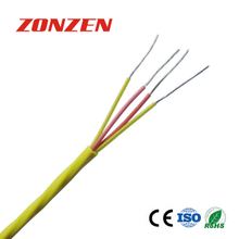 FEP insulated thermocouple extension wire--Duplex pairs
