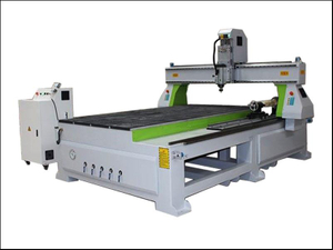 Cnc router with rotary for woodworking manufacturer