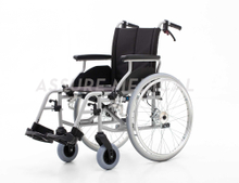 AL-001A Aluminum Alloy Lightweight wheelchair