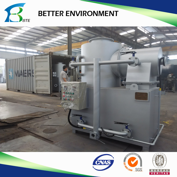 Household Waste Incinerator