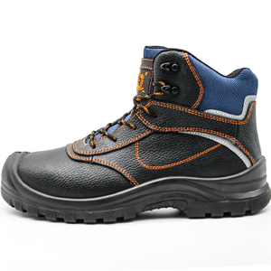 2021 New Non-slip Anti Puncture Safety Shoes Steel Toe