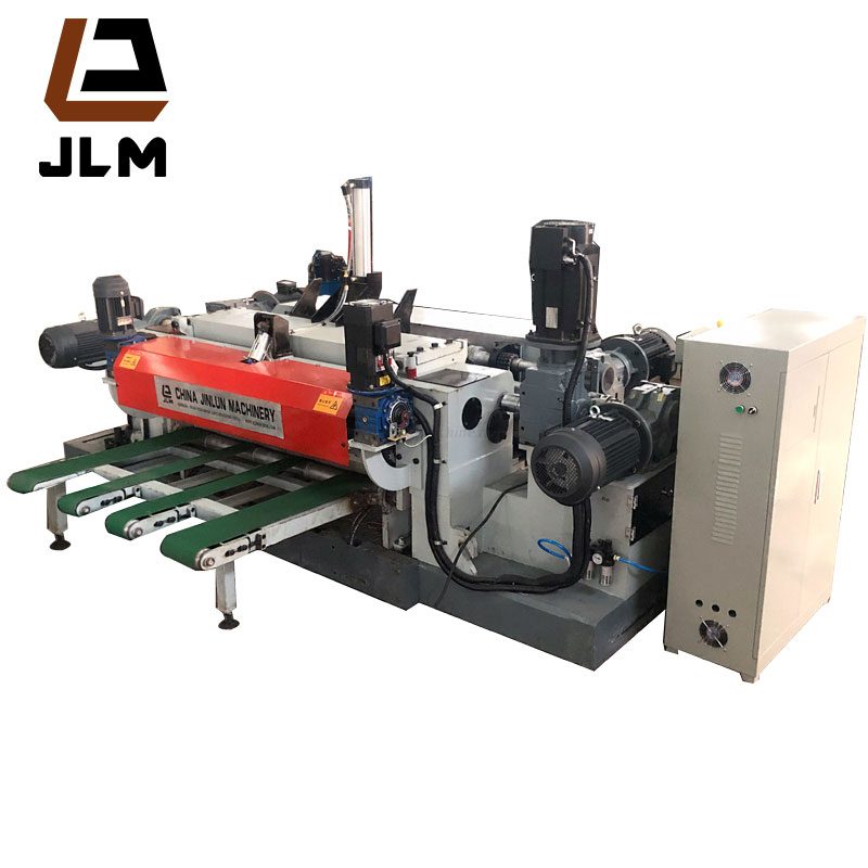 Jinlun Plywood Machine Peeeling and Cutting