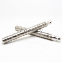 Customized Stainless Steel 304D Ball Head Bolt Non-standard Fasteners