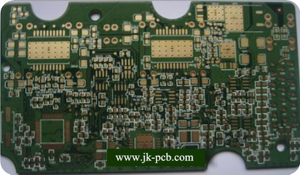 Car Four-layer PCB