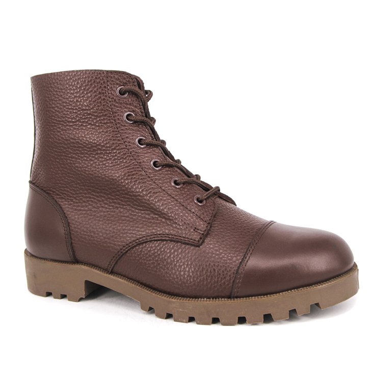 6107-6 milforce military leather boots