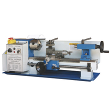 DIY0714 - 7 inch X 14 inch Precision Mini Metal Lathe infinite Variable Speed