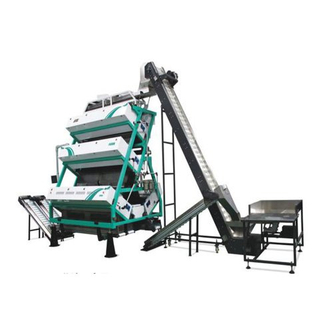 Four-decked tea color sorter T4V1-6
