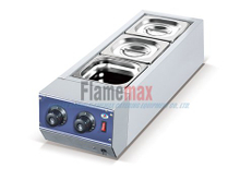 HW-23 apprival Choclate stove (3-pan) for restaurant