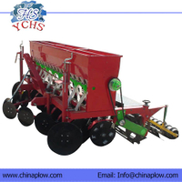 Wheat Planter With Fertilizer