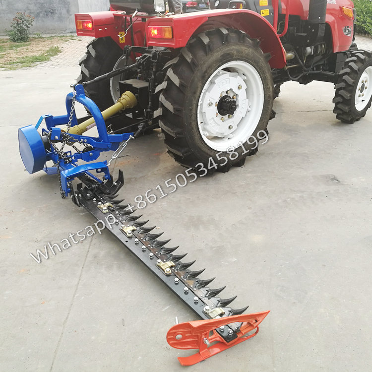 China tractor used Sickle bar mower -Yucheng HengShing Machinery Co  Ltd